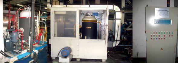 济南康维特环戊烷聚氨酯发泡机