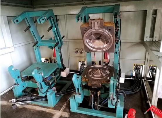 康维特液压/气动模架