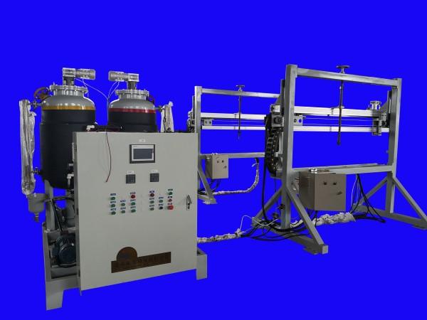 济南聚氨酯KWT-PJ10型连续喷胶系统