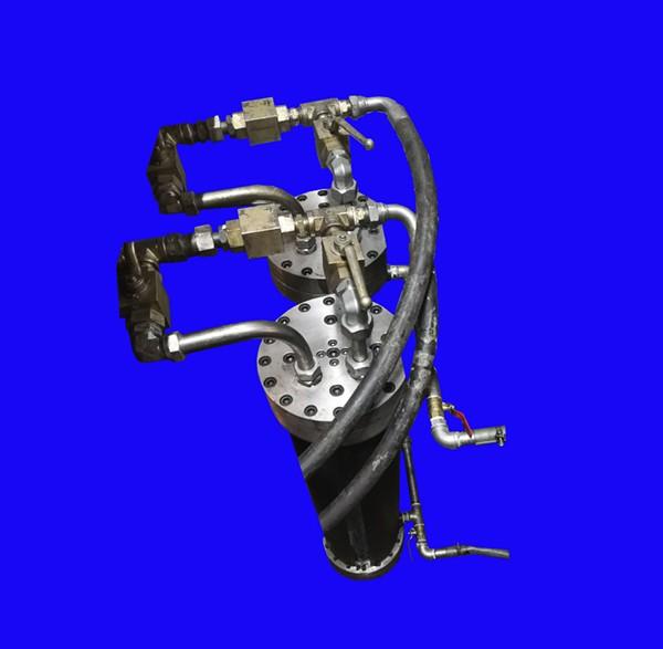 KWT-HE2.8不锈钢高压冷热交换器